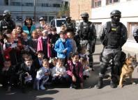 "De ""Saptamana prevenirii criminalitatii"", politistii braileni au fost in mijlocul elevilor"